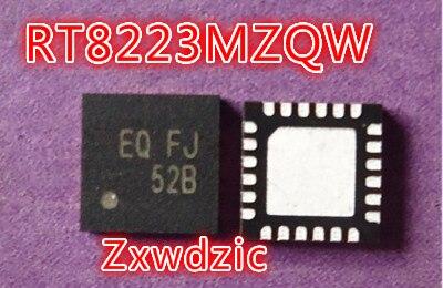 5 PCS RT8223MZQW WQFN24 RT8223 RT8223M EQ FM Notebook Computers NEW