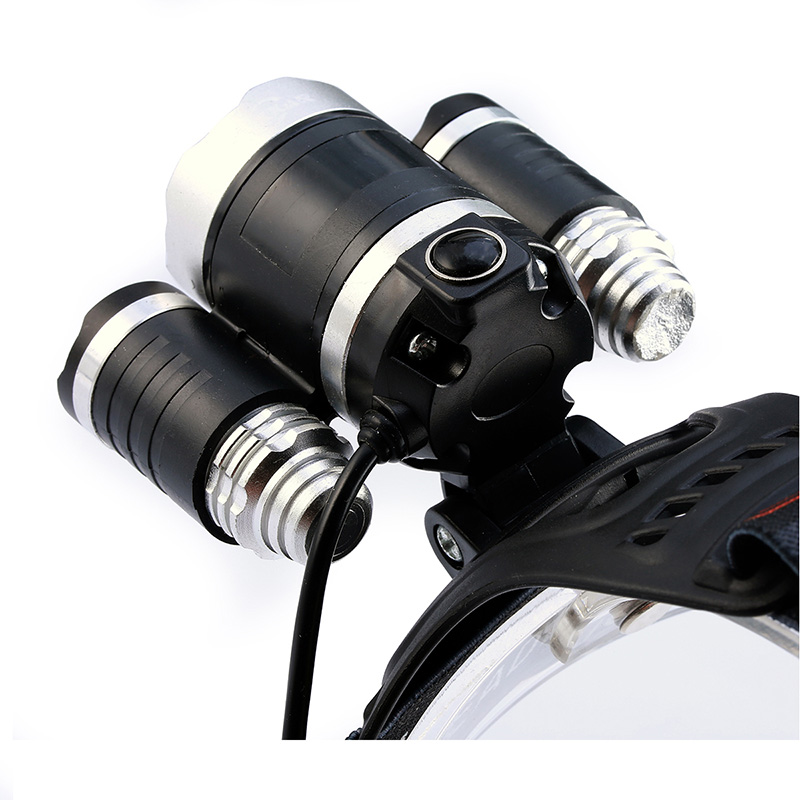 Image 3 - US Stock 8000LM 4 Mode LED Headlamp headlight Energy Saving Outdoor Sports Camping Fishing Head Lamp LED Flashlights Light-in Headlamps from Lights & Lighting