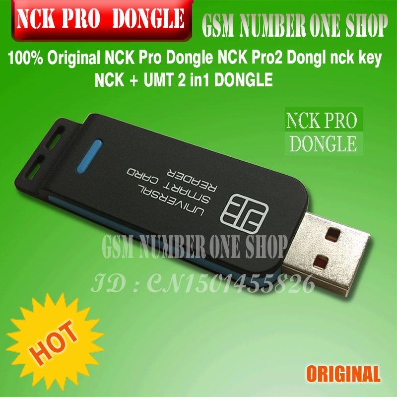100 Original NEW NCK Pro Dongle NCK Pro 2 Dongl nck key NCK UMT 2 in1