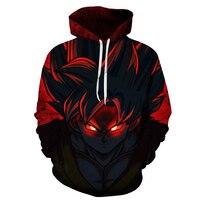 Dragon Ball 3D Hoodie Sweatshirts Men Women Hoodie Dragon Ball Z Anime Fashion Casual Tracksuits Boy