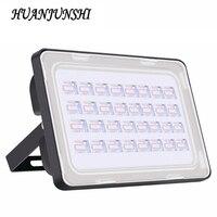 2pcs 100watt Led Flood Light Waterproof Led Floodlight 100W 9000LM Outdoor Lighting 200 240V Led Reflector