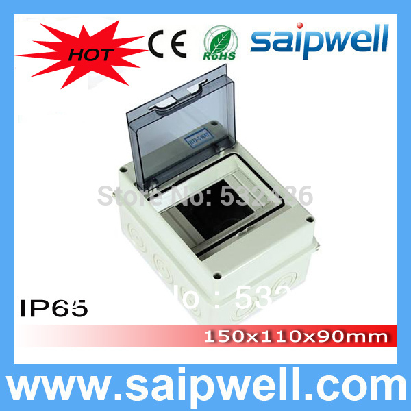 High Quality HT-5WAYS Waterproof Electrical Distribution Box 150*110*90mm