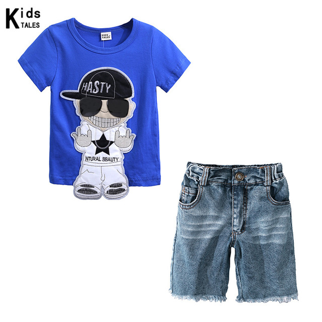5a1a4fb9aae97 Cheap product baby boys clothes summer toddler boy clothing sets in ...