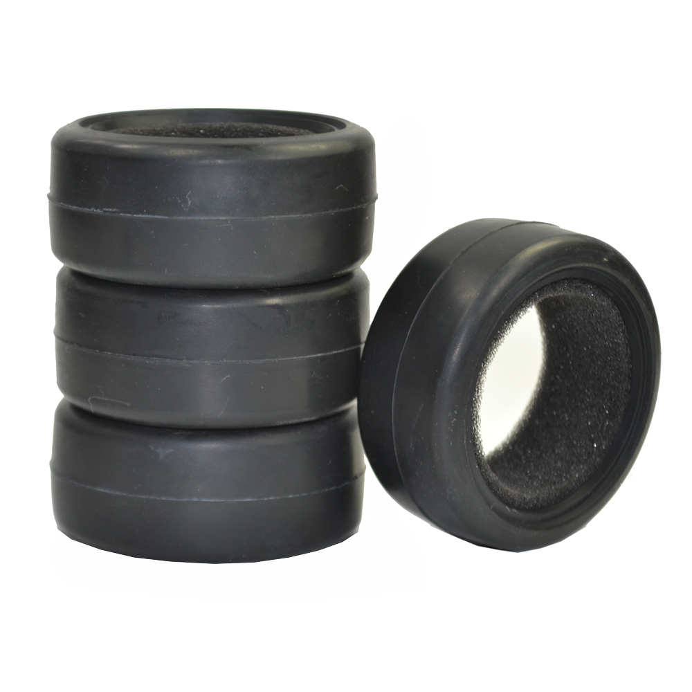 4pcs <font><b>RC</b></font> 1/10 Soft Drift Tires With Sponge Liner For Traxxas HSP Tamiya <font><b>HPI</b></font> <font><b>RC</b></font> On Road Drift Model Car Tires Wheels Rims image