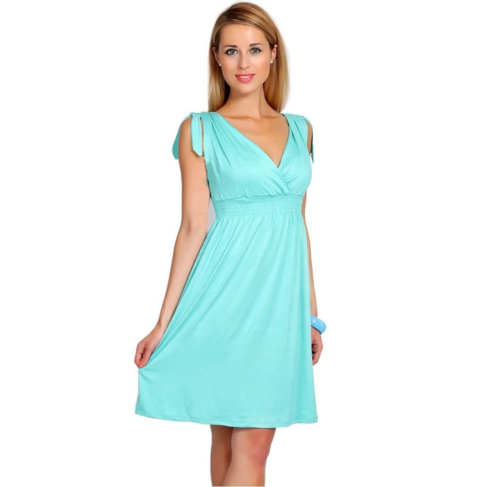 Knee Length Casual Dresses for Women