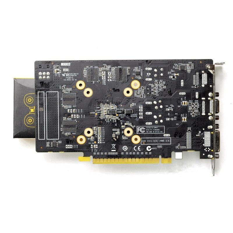 Carte graphique ZOTAC GTX 750Ti-2GD5 GDDR5 pour cartes graphiques nVIDIA d'origine GeForce GTX750 Ti 2 GB Thunder edition TSI PA PB Hdmi - 4