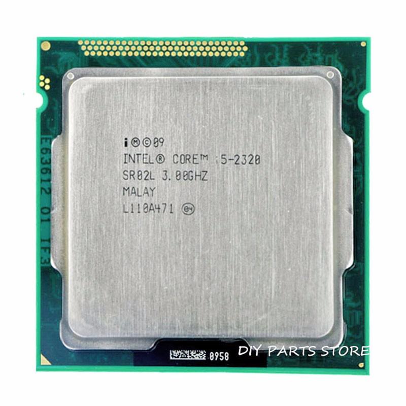 I5 2320 DIY