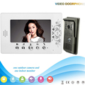 chuangsafe - -V70A-F 1V1 XSL Manufacturer 2016 7 Inch Color Video Door Phone Intercom System Smart Home Door phone