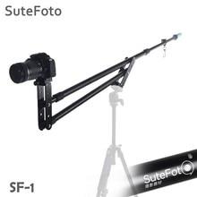 SuteFoto SF 1 2 3m Portable Mini font b Camera b font Crane font b Jib
