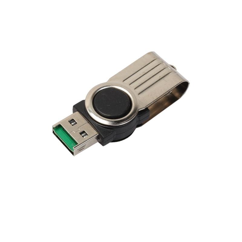 1 StÜck Mini Otg Kartenleser High Speed Usb 2.0 Speicher Tf-karte Adapter Usb Reader-anschluss-set Für Computer Android Mobile Telefon
