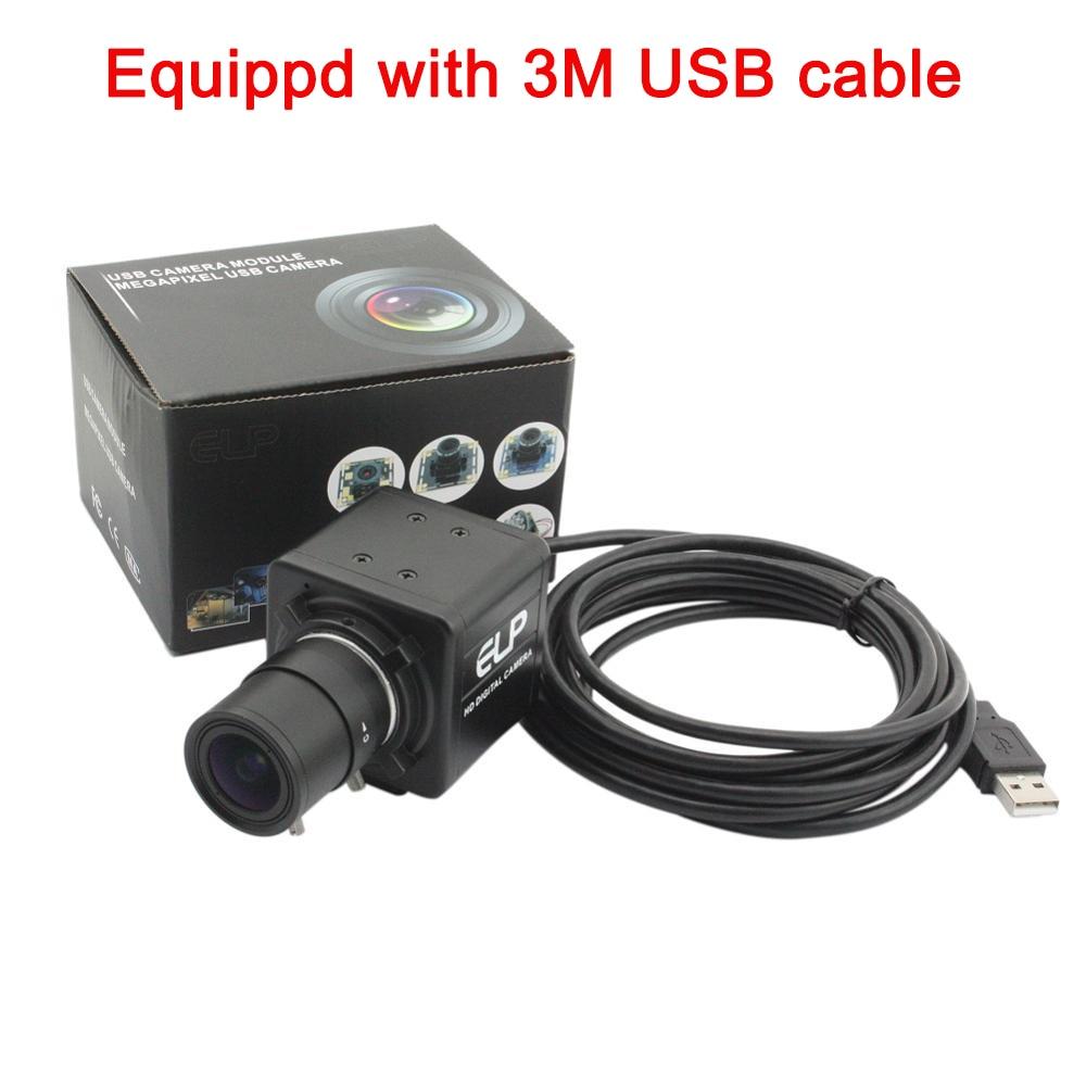 ELP 5MP Aptina MI5100 Color CMOS Sensor high frame rate 30fps@1080P ...