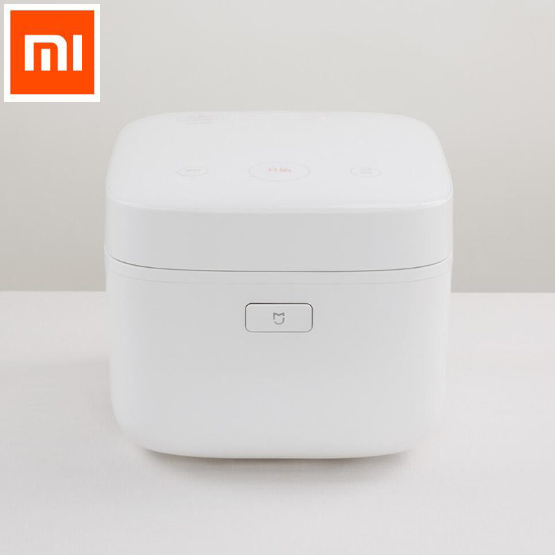 все цены на Xiaomi IH 3L Smart Electric Rice Cooker With Smartphone APP WiFi Control 220V-50HZ IH Heating 3000+ Cooking method онлайн