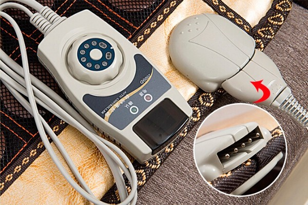 2016 Beauty Centre Massage Bed Toermalijn Steen Matras Jade Ver Infrarood Massage Mat As Seen On TV 0.7X1.6 M Gratis Verzending - 5