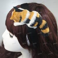 New Style Cute Animal Cat Hair Bands Headband Headwear Party Gift Headdress Hoop Accessories For Women Girl Christmas navidad