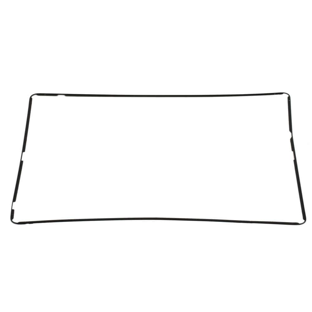 2 piezas LCD pantalla táctil digitalizador marco medio bisel pantalla soporte piezas para Apple para iPad 2/3/ 4 negro