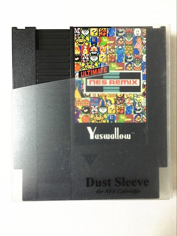 The Ultimate NES Remix Game 154 in 1 Cartridge, Earthbound FinalFantasy123 TheZelda12 Megaman123456 Turtles1234 Kirby'sAdventure