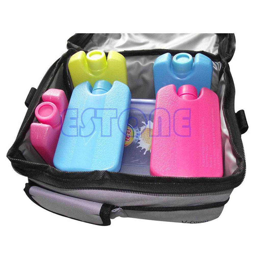 Sfdvbb Reusable Cooler Ice Gel Water Pack Bag Ice Bag Cold Compress Novelty Delicacies Loved By All Cooler Bags Functional Bags