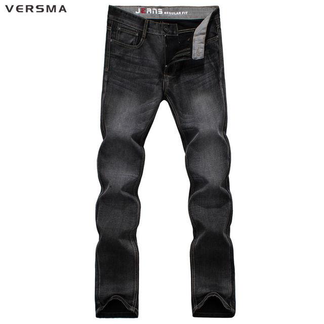 143bce50380eed R$ 102.87 18% de desconto|Aliexpress.com: Compre VERSMA Bermuda Jeans  Homens Skate Do Vintage Estiramento Calças Jeans Masculino Magro Denim  Cinza ...