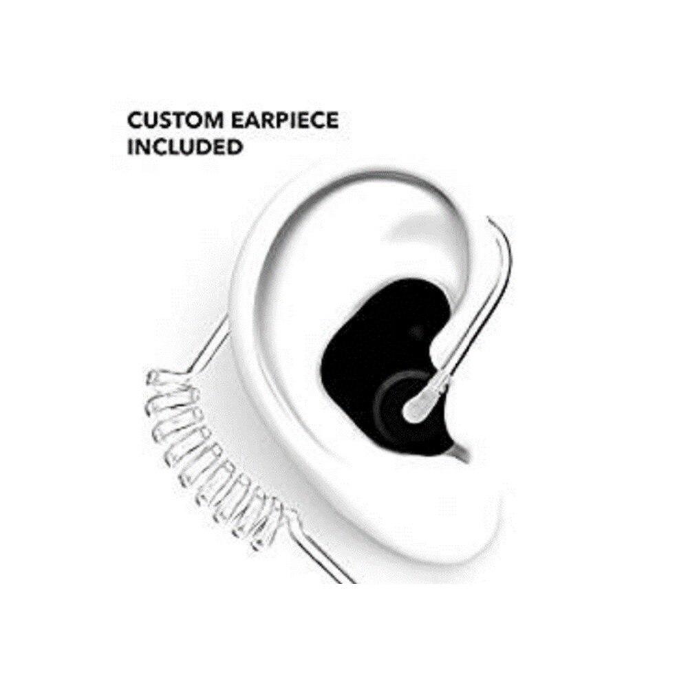 Radioddity Air Acoustic Earpiece Adjustable Volume Headset For Baofeng UV-5R BF-888S BF-F8HP Radioddity GA-2S GA-5S R2