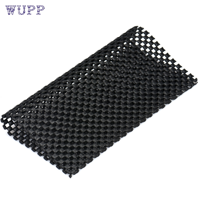Dropship wupp Car Styling 19 7 16 5cm Flexible Black Color Car Non Slip Dashboard Mat
