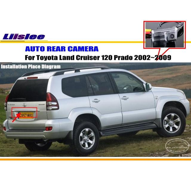 Liislee car parking reverse camera for toyota land cruiser 120 prado liislee car parking reverse camera for toyota land cruiser 120 prado 20022009 rear cheapraybanclubmaster Choice Image