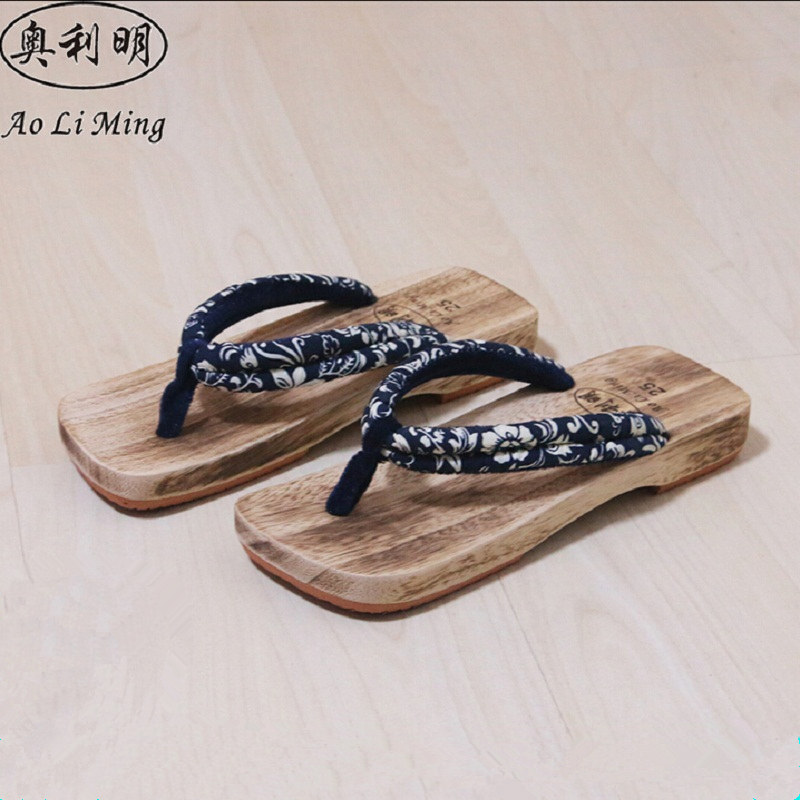 Popular Japanese Wooden Shoes-Buy Cheap Japanese Wooden Shoes Lots From China Japanese Wooden ...