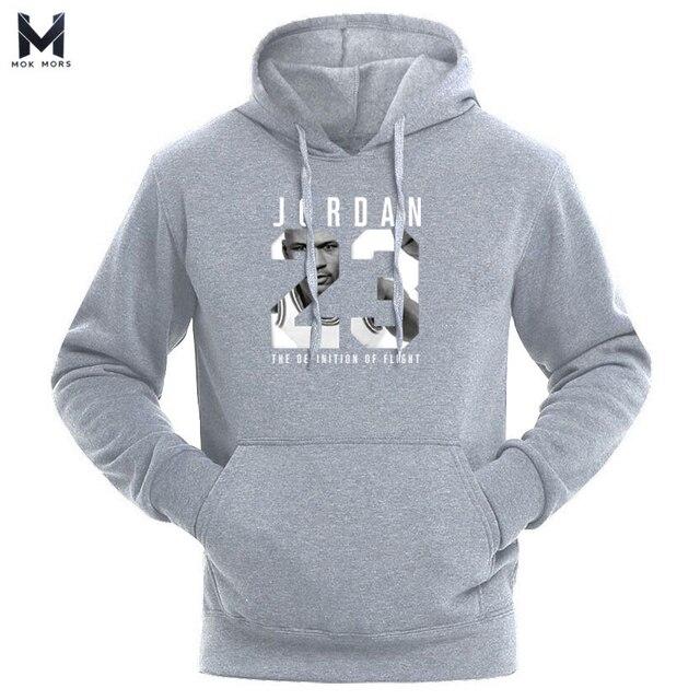 2020 Brand 23 Men Sportswear Fashion brand Print Mens hoodies Pullover Hip Hop Mens tracksuit Sweatshirts hoodie Sweats M-3XL