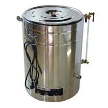 High Quality Stainless Steel Big Capacity Heating Honey Storage Tank in Hot Sales Beekeeping tool high quality 316 stainless steel high viscosity vertical epoxy resins glycerin honey screw pump