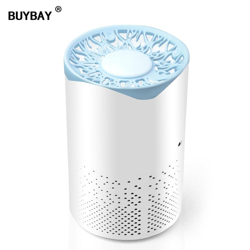 USB LED Lampe Piège Anti Moustique Répulsif Insecte Mouches Tueur Zapper