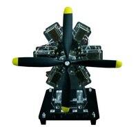 5 в блок питания 6 катушки шарикоподшипника дизайн модели самолета двигатель постоянного тока Электрический мотор постоянный ток, электрод