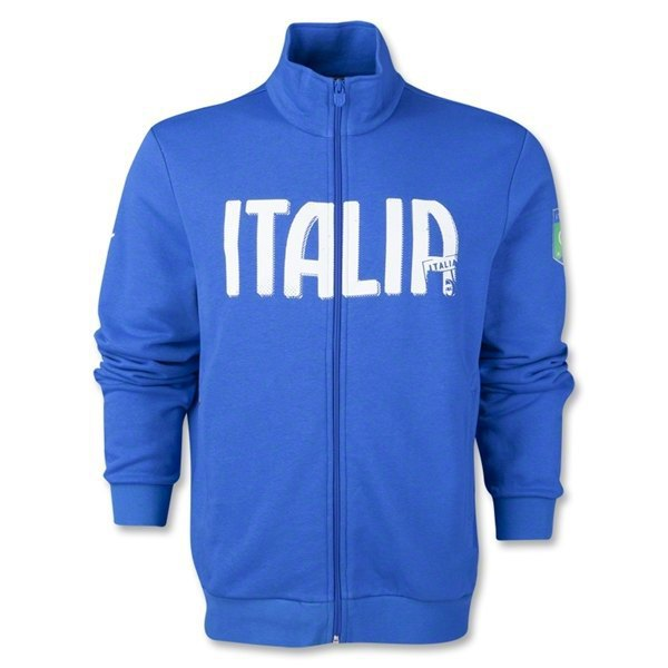 262748cbf00 2014 2015 World Cup Italy Track Top Blue