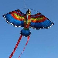 Воздушный змей «попугай» воздушные змеи в форме птиц на открытом воздухе воздушные змеи летающие игрушки воздушный змей для детей