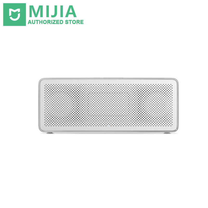 Original Xiaomi Mi Bluetooth Speaker 2 Square Stereo Portable High Definition Sound Quality Bluetooth4.2 10h Play Music AUX