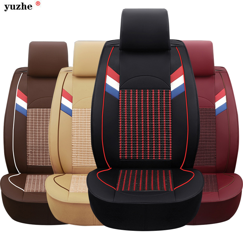Universal Car seat covers For Skoda Octavia 2 a7 a5 Fabia Superb Rapid Yeti Spaceback Joyste car accessories styling cushion car armrest box central storage box with cup holder ashtray car accessories case for skoda yeti or octavia a7 2013 current