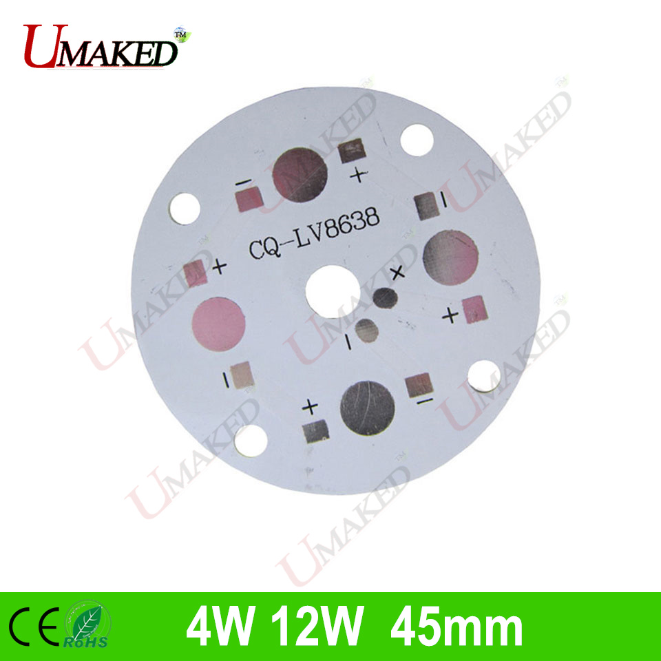 Buy Led Plate 45mm And Get Free Shipping On Aluminum Printed Circuit Board Pcb Making For Ceiling Lighting