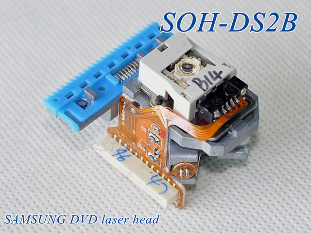 DVD laser head SOH-DS2B laser head SOHDS2B Optical Pickup DVD LENS (SOH-DS2A SAME TO USE )