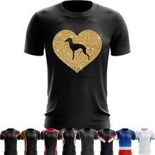 02ee75e42a Buy glitter tshirt men and get free shipping on AliExpress.com