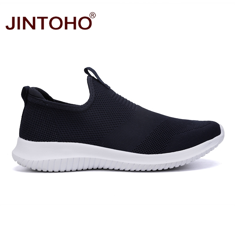 Image 3 - JINTOHO Summer Unisex Sneakers Shoes Slip On Casual Shoes For Men Brand Casual Men Sneakers Cheap Male Sneakers Casual LoafersMens Casual Shoes   -