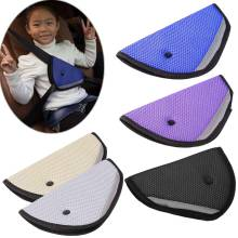 Детский чехол для безопасности автомобиля, наплечный ремень, регулятор ремней безопасности, чехлы BX