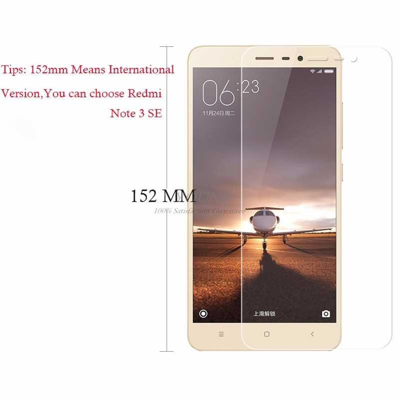 ل Xiaomi Redmi ملاحظة 3 3i برو prime طبعة خاصة حقيبة هاتف محمول ل Redmi ملاحظة 3 الزجاج المقسى النسخة الرسمية العالمية