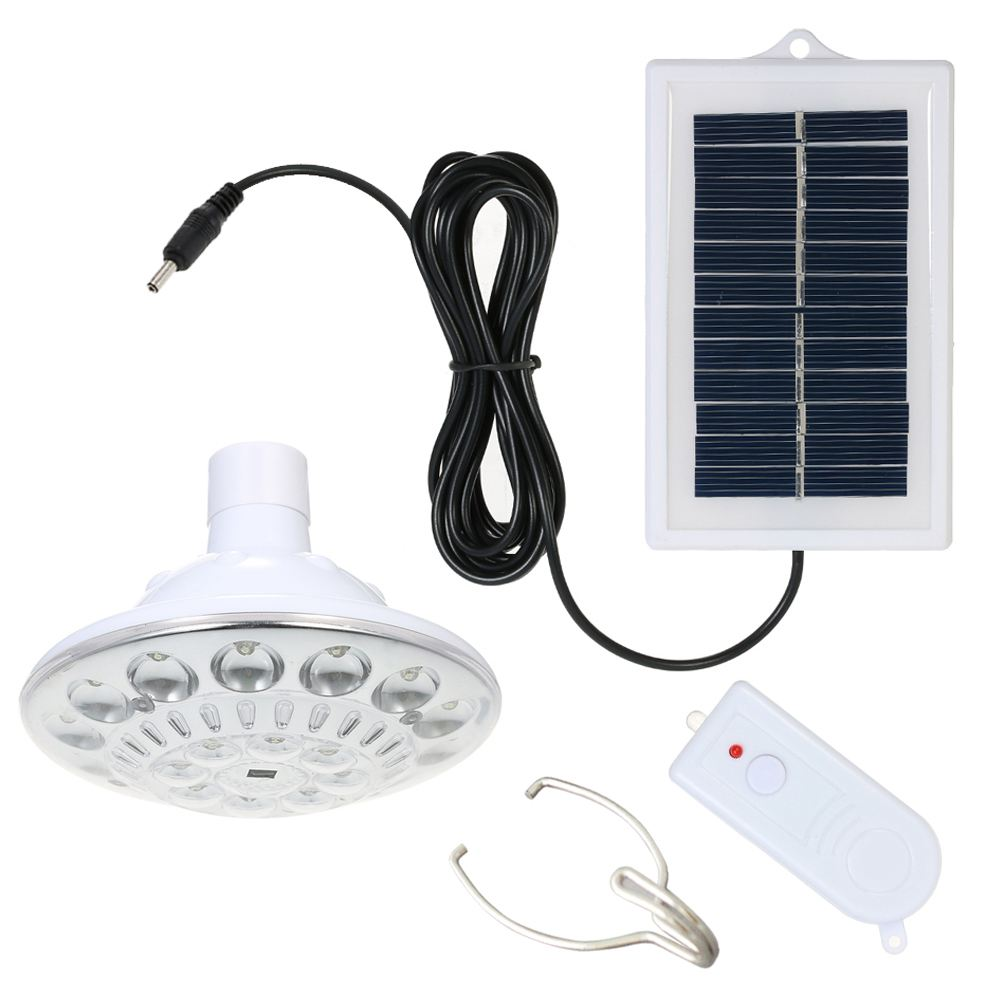 New 22 LED Multi-functional Solar Powered Bulb Light 100LM 3 Lighting Modes Outdoor Indoor Portable Lamp with Remote ControlleNew 22 LED Multi-functional Solar Powered Bulb Light 100LM 3 Lighting Modes Outdoor Indoor Portable Lamp with Remote Controlle