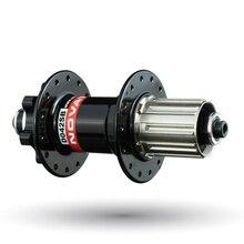 Novatec D042SB MTB горный велосипед задний концентратор 4 герметичный подшипник дисковый тормоз 24 28 32 36 отверстия велосипедные ступицы