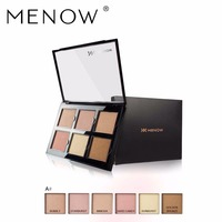 Menow Brand Eye Shadow ES01 Cosmetics Glow Kit Eyeshadow Palette Make Up Shimmer Waterproof Eye Shadow