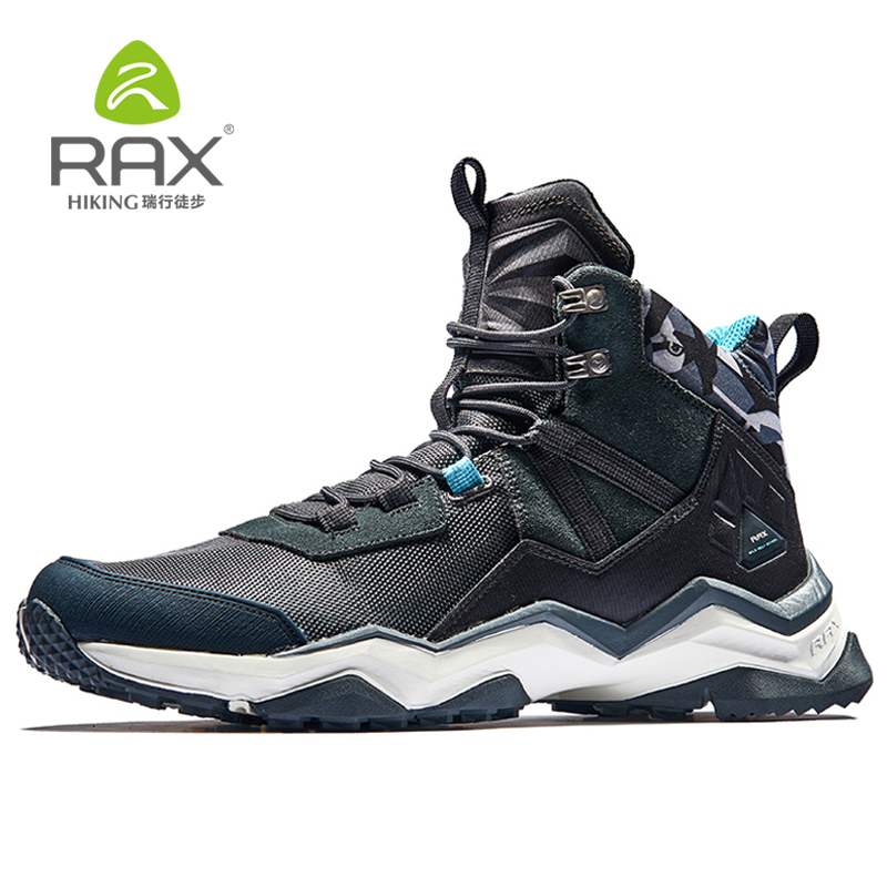 RAX Men s Lightweight Cushioning Antislip Hiking Shoes Climbing Trekking Mountaineering Shoe For Men Outdoor Multi