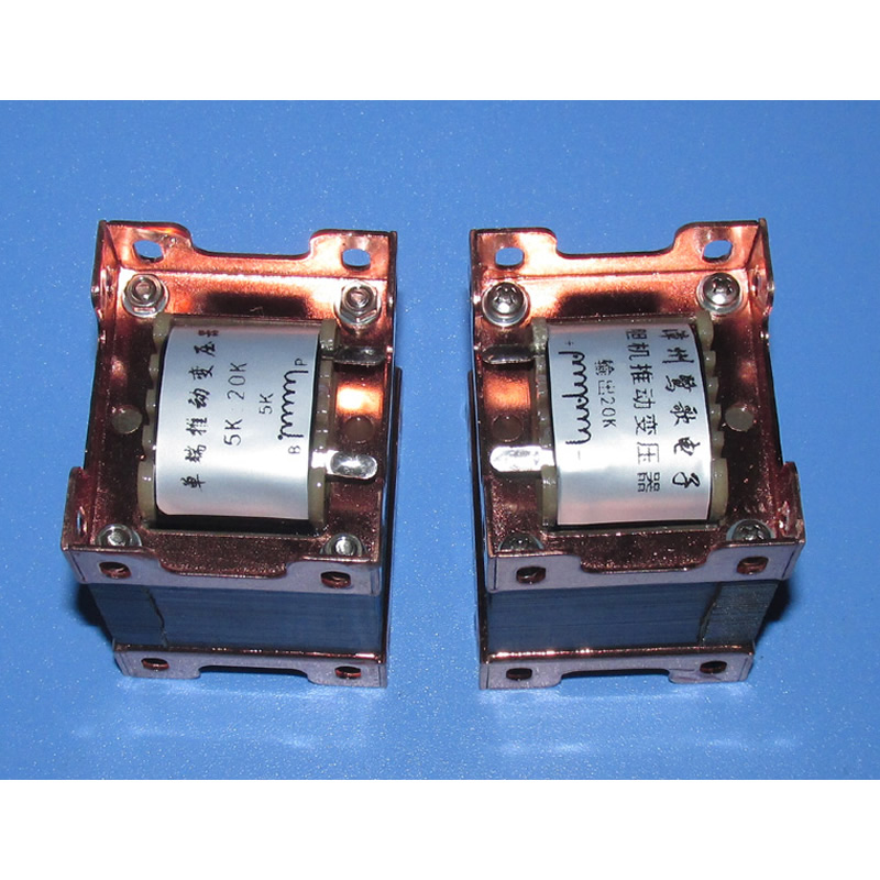 5K 20K electronic tube single ended boost transformer suitable for 6F6 6P1 6P14 driving output Can
