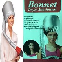 Easy use Hair perm hair dryer nursing dye hair modelling warm air drying treatment cap home safer than electric cap