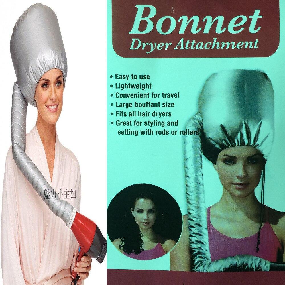 Gemakkelijk te gebruiken Haar permanenten föhn verzorging kleurstof haar modellering warme lucht drogen behandeling cap thuis veiliger dan elektrische dop