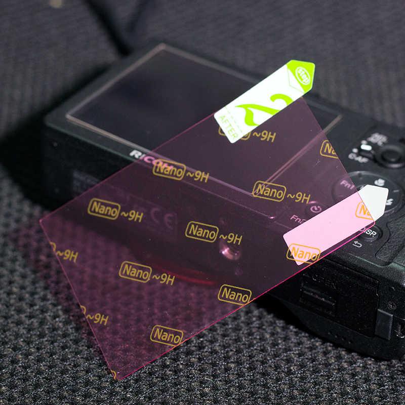 Deerekin HD Nano-revêtement protecteur d'écran pour Sony cyber-shot RX100 II III IV V VI VII RX100M2 RX100M3 RX100M4 RX100M5 RX100IV