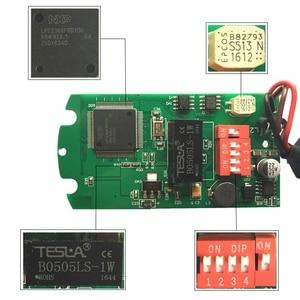 Image 4 - AdBlue boîtier de système émulateur 9 en 1, pour hommes, MB/SCANIA/IVECO/DAF/VOLVO/RENAULT/CUMMINS AdBlue, 9 en 1 SCR & NOX A + puce complète