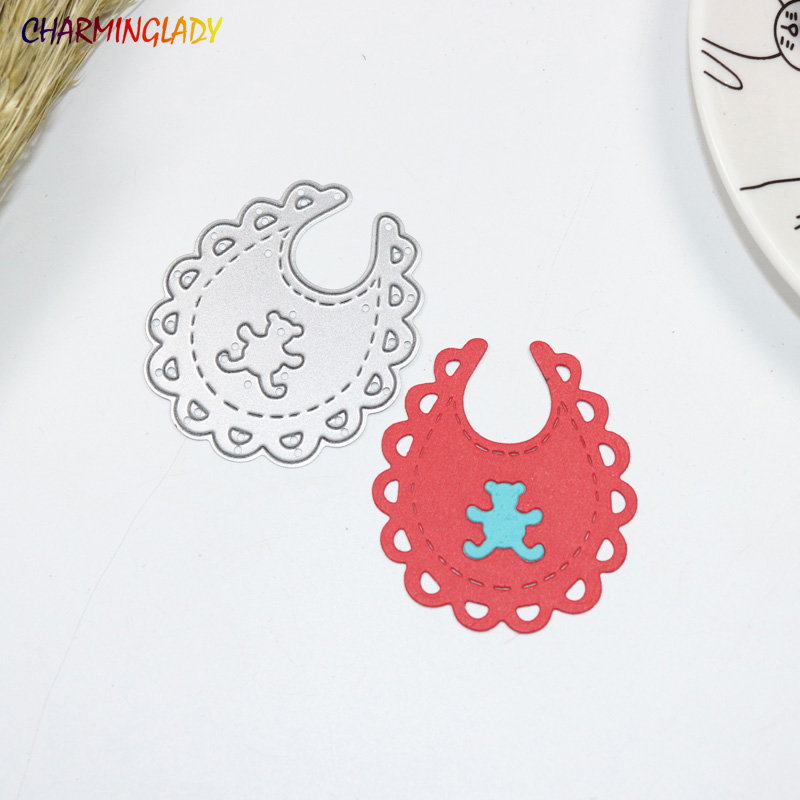 Baby Suit Rocking Horse Cutting Dies Stencils DIY Scrapbooking Card Paper Craft Metal Decoration Embossing Folder